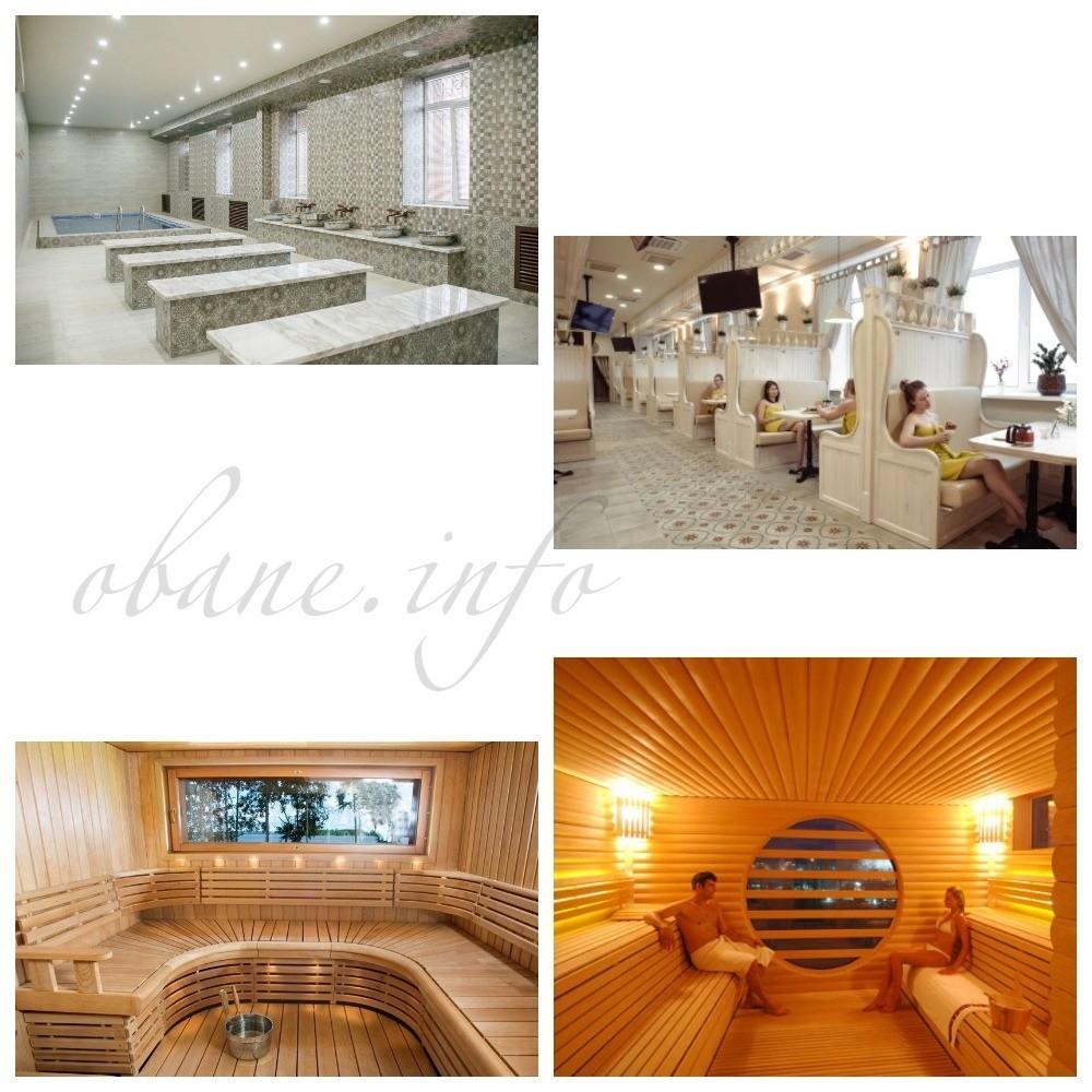 Как выглядит современная баня