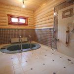 Обустройство парной в бане