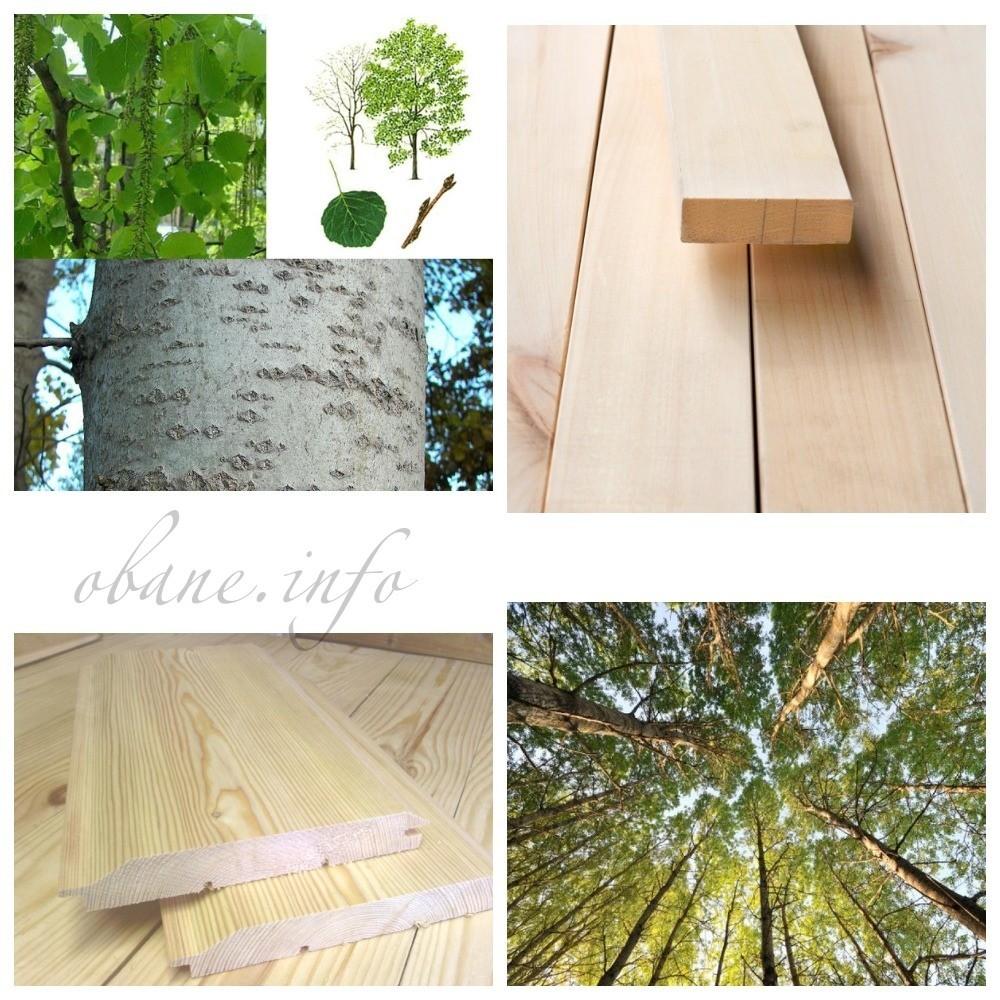 Использование древесины в различных целях