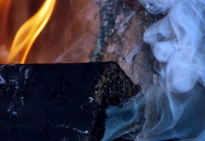 Дымит печь [причины]: плохая тяга банной печи || Почему дымит котел в бане