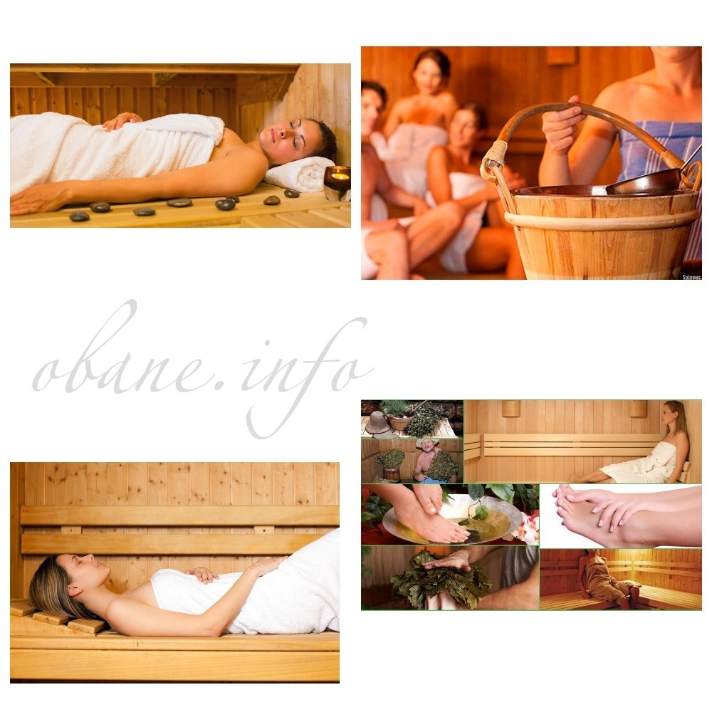 Посещения бани для укрепления здоровья