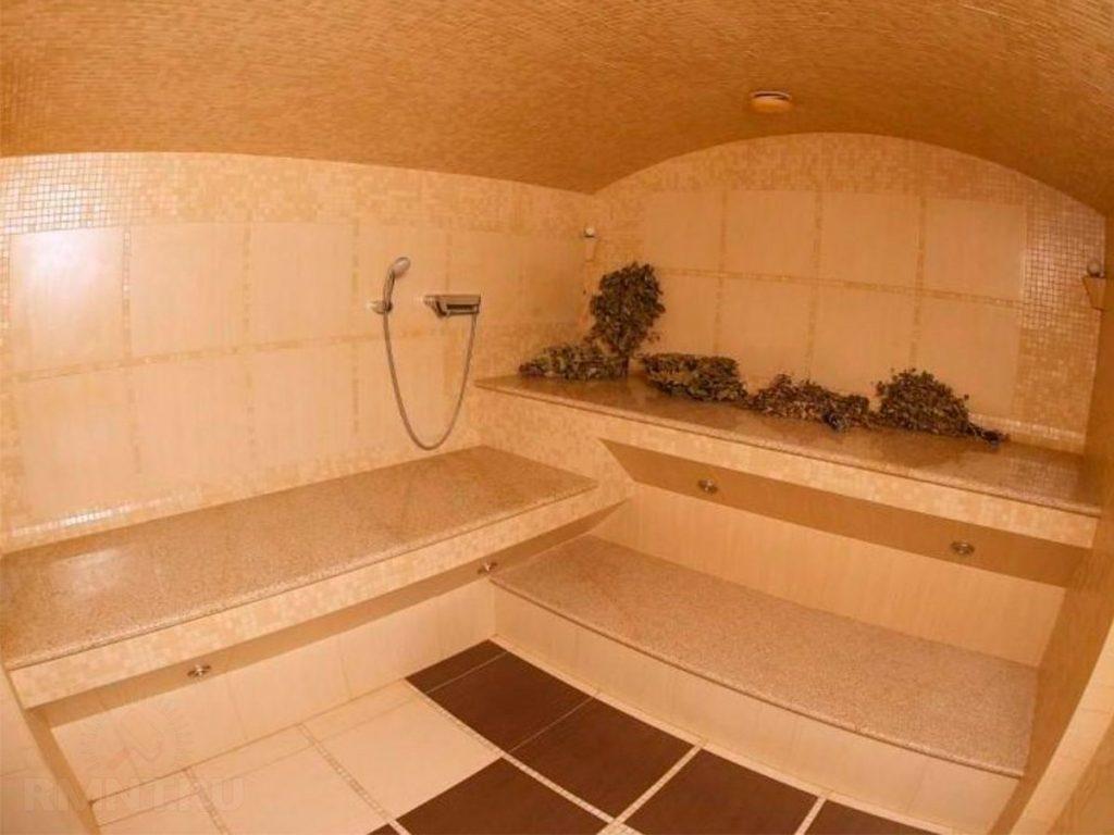 Особенности конструкции бани