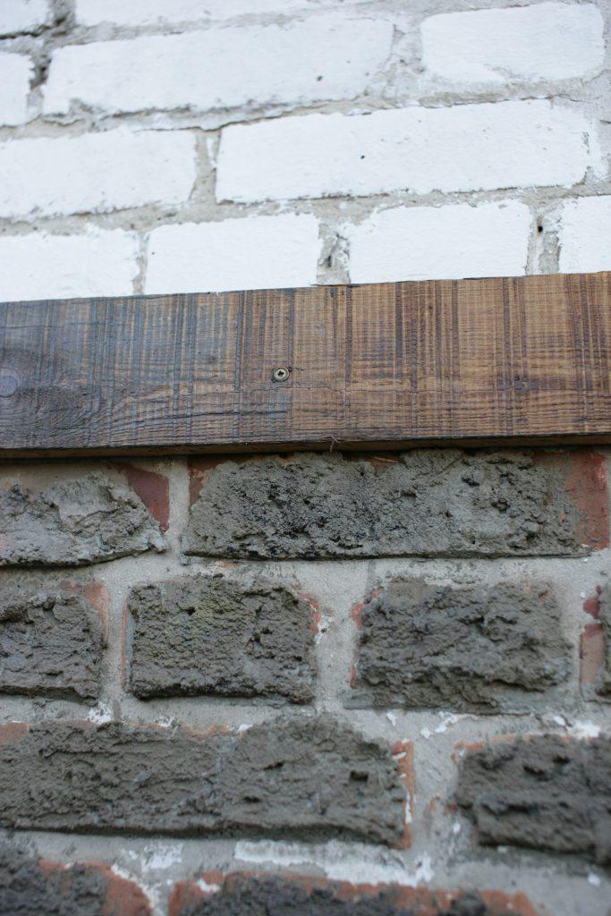 Реставрация старого камня