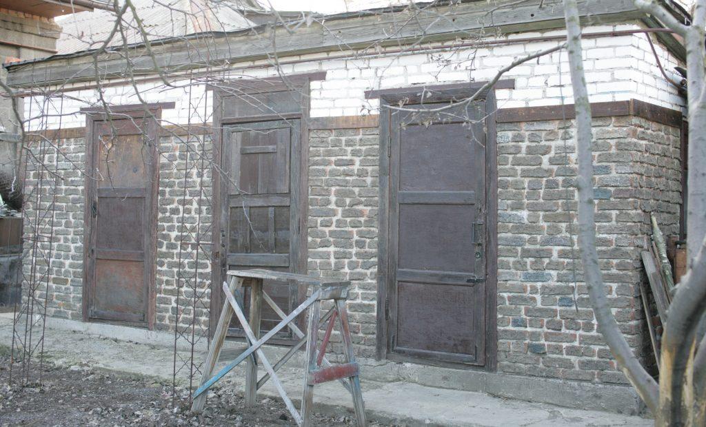 Реставрация сараев